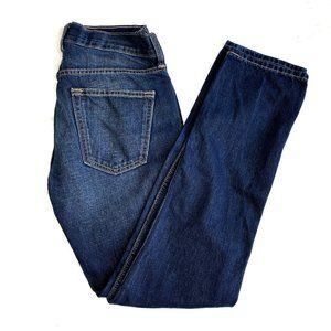 Old Navy Famous Slim Fit Jeans - Dark Blue, 28x30